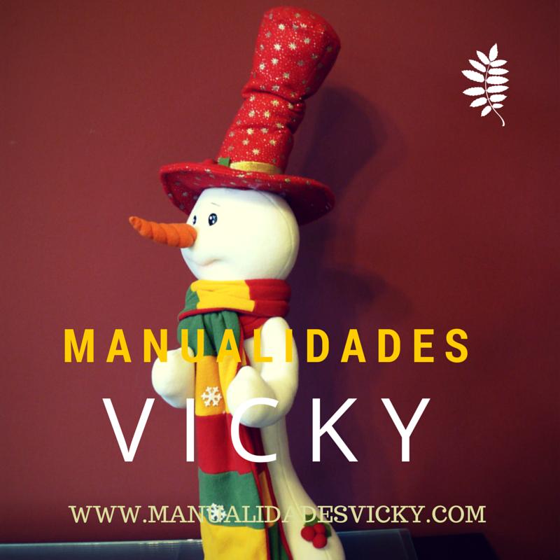 Regalos de navidad manualidades vicky - Regalos para navidad 2015 ...