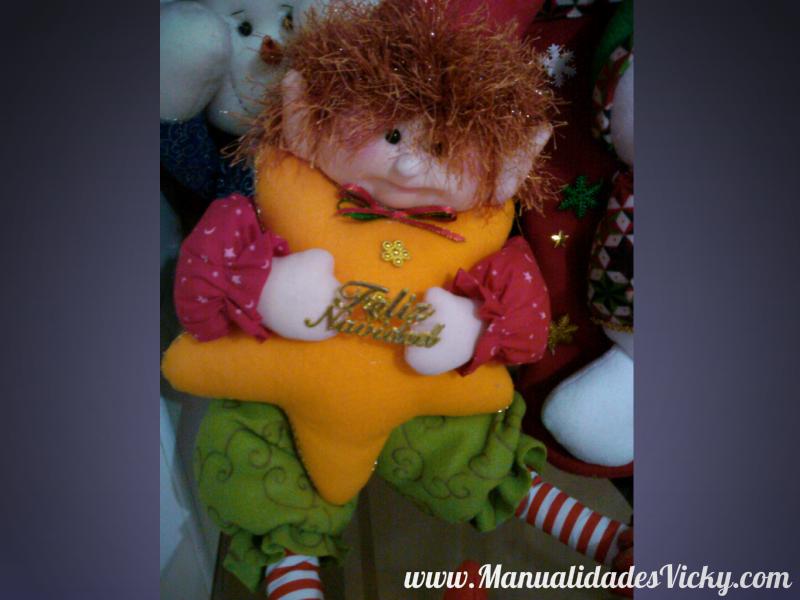 Muñeco Para Navidad